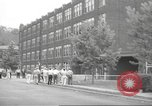 Image of police officers United States USA, 1940, second 61 stock footage video 65675063411