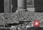 Image of damage from fire in Liria Palace during Spanish Civil War Madrid Spain, 1936, second 40 stock footage video 65675063412