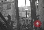 Image of damage from fire in Liria Palace during Spanish Civil War Madrid Spain, 1936, second 50 stock footage video 65675063412