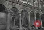 Image of destroyed palace Guadalajara Spain, 1936, second 3 stock footage video 65675063413