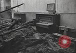 Image of destroyed palace Guadalajara Spain, 1936, second 53 stock footage video 65675063413