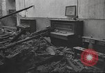 Image of destroyed palace Guadalajara Spain, 1936, second 54 stock footage video 65675063413