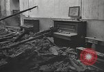 Image of destroyed palace Guadalajara Spain, 1936, second 55 stock footage video 65675063413