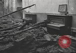 Image of destroyed palace Guadalajara Spain, 1936, second 56 stock footage video 65675063413
