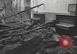 Image of destroyed palace Guadalajara Spain, 1936, second 57 stock footage video 65675063413