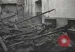 Image of destroyed palace Guadalajara Spain, 1936, second 59 stock footage video 65675063413