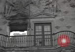 Image of destroyed palace Guadalajara Spain, 1936, second 61 stock footage video 65675063413