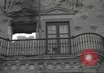 Image of destroyed palace Guadalajara Spain, 1936, second 62 stock footage video 65675063413