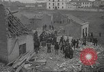 Image of search for survivors after Spanish Civil War bomb attack Spain, 1936, second 6 stock footage video 65675063415