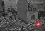 Image of search for survivors after Spanish Civil War bomb attack Spain, 1936, second 8 stock footage video 65675063415