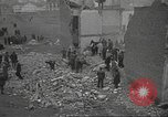 Image of search for survivors after Spanish Civil War bomb attack Spain, 1936, second 13 stock footage video 65675063415