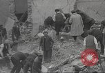Image of search for survivors after Spanish Civil War bomb attack Spain, 1936, second 15 stock footage video 65675063415