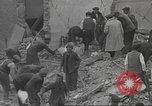 Image of search for survivors after Spanish Civil War bomb attack Spain, 1936, second 16 stock footage video 65675063415
