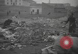 Image of search for survivors after Spanish Civil War bomb attack Spain, 1936, second 49 stock footage video 65675063415