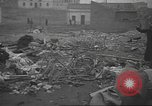 Image of search for survivors after Spanish Civil War bomb attack Spain, 1936, second 50 stock footage video 65675063415