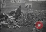 Image of search for survivors after Spanish Civil War bomb attack Spain, 1936, second 52 stock footage video 65675063415