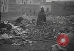 Image of search for survivors after Spanish Civil War bomb attack Spain, 1936, second 53 stock footage video 65675063415