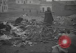 Image of search for survivors after Spanish Civil War bomb attack Spain, 1936, second 54 stock footage video 65675063415