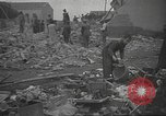 Image of search for survivors after Spanish Civil War bomb attack Spain, 1936, second 59 stock footage video 65675063415