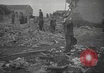 Image of search for survivors after Spanish Civil War bomb attack Spain, 1936, second 60 stock footage video 65675063415