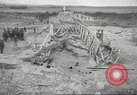 Image of bomb destroyed bridge in Spanish Civil War Spain, 1936, second 30 stock footage video 65675063417