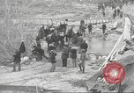 Image of bomb destroyed bridge in Spanish Civil War Spain, 1936, second 37 stock footage video 65675063417