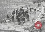 Image of bomb destroyed bridge in Spanish Civil War Spain, 1936, second 39 stock footage video 65675063417