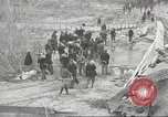 Image of bomb destroyed bridge in Spanish Civil War Spain, 1936, second 40 stock footage video 65675063417