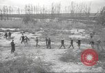 Image of bomb destroyed bridge in Spanish Civil War Spain, 1936, second 42 stock footage video 65675063417