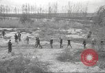 Image of bomb destroyed bridge in Spanish Civil War Spain, 1936, second 43 stock footage video 65675063417