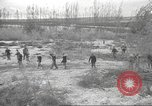 Image of bomb destroyed bridge in Spanish Civil War Spain, 1936, second 46 stock footage video 65675063417