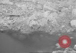 Image of bomb destroyed bridge in Spanish Civil War Spain, 1936, second 58 stock footage video 65675063417