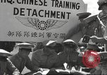 Image of Chinese troops China, 1945, second 29 stock footage video 65675063425