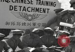 Image of Chinese troops China, 1945, second 31 stock footage video 65675063425