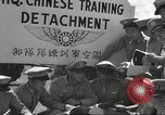 Image of Chinese troops China, 1945, second 33 stock footage video 65675063425