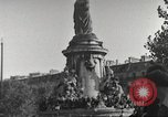 Image of French soldiers Paris France, 1944, second 20 stock footage video 65675063431