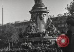 Image of French soldiers Paris France, 1944, second 21 stock footage video 65675063431