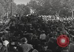 Image of French soldiers Paris France, 1944, second 25 stock footage video 65675063431