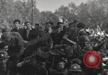 Image of French soldiers Paris France, 1944, second 32 stock footage video 65675063431