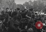 Image of French soldiers Paris France, 1944, second 33 stock footage video 65675063431