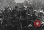 Image of French soldiers Paris France, 1944, second 34 stock footage video 65675063431