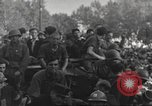 Image of French soldiers Paris France, 1944, second 35 stock footage video 65675063431