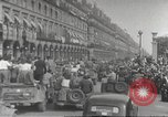 Image of French soldiers Paris France, 1944, second 1 stock footage video 65675063432