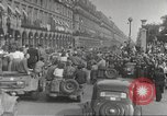 Image of French soldiers Paris France, 1944, second 2 stock footage video 65675063432