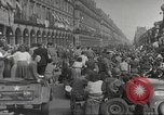 Image of French soldiers Paris France, 1944, second 8 stock footage video 65675063432