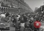 Image of French soldiers Paris France, 1944, second 10 stock footage video 65675063432