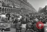 Image of French soldiers Paris France, 1944, second 11 stock footage video 65675063432