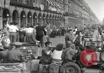 Image of French soldiers Paris France, 1944, second 16 stock footage video 65675063432