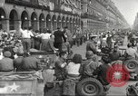 Image of French soldiers Paris France, 1944, second 17 stock footage video 65675063432