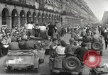 Image of French soldiers Paris France, 1944, second 18 stock footage video 65675063432